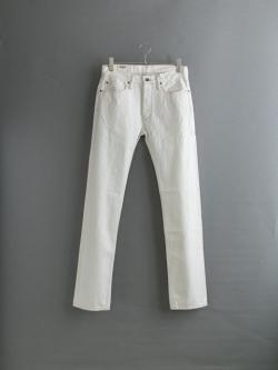 TODD SNYDER | WHITE SELVEDGE DENIM セルビッジジーンズの商品画像