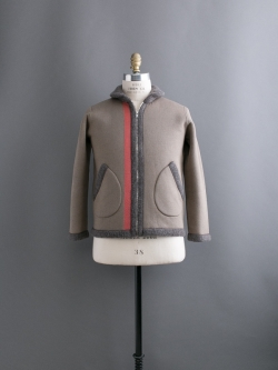 FilMelange | DERRICK Khaki ジップアップデッキジャケットの商品画像