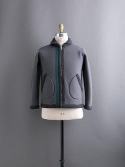 FilMelange | DERRICK Melange ジップアップデッキジャケットの商品画像