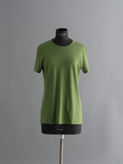 SUNSPEL | BOYFRIEND FIT CREW NECK T-SHIRT Moss Q82クルーネックTシャツの商品画像