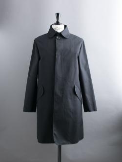 MAISON KITSUNE | TECHNICAL MAC Black ライナー付きマックコートの商品画像