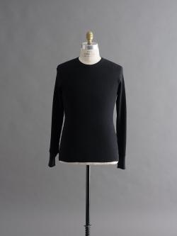 GICIPI | 1607A Nero 長袖サーマルTシャツの商品画像