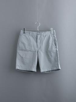 J.CREW   9″ STANTON SHORT Faded Grey 9インチコットンショートパンツの商品画像