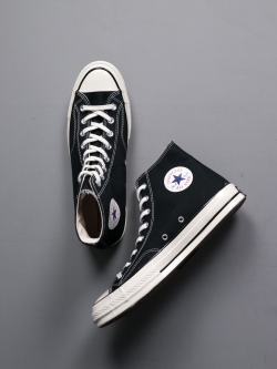 CONVERSE | CHUCK TAYLOR ALL STAR '70 HIGH TOP Black CTAS 70 HI チャックテーラー ハイカットの商品画像