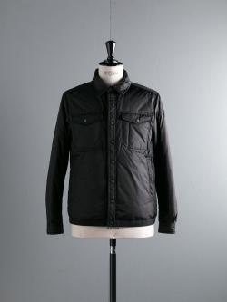 MONCLER | ERAULT Black(999) ライトダウンシャツジャケットの商品画像