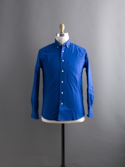 SOLID OXFORD BUTTON-DOWN SHIRT Royal Blue