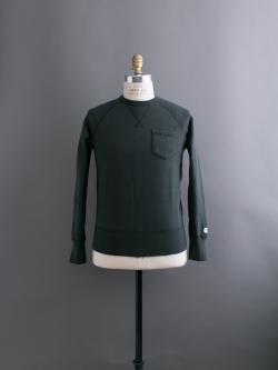 CHAMPION × TODD SNYDER | POCKET SWEATSHIRT Dark Storm 裏起毛ポケットスウェットシャツの商品画像