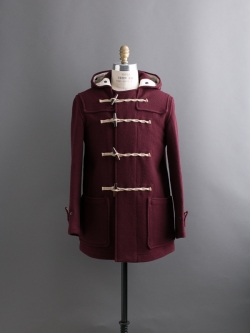 MID LENGTH MONTY COAT Burgundy