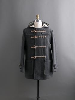 GLOVERALL | MID LENGTH MONTY COAT Grey ダッフルコート モンティの商品画像