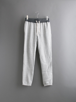 CHAMPION × TODD SNYDER | CLASSIC SWEATPANT Grey Heather 裏起毛スウェットパンツの商品画像