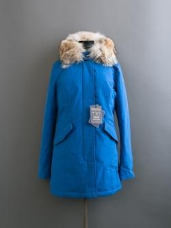 WOOLRICH | 【訳アリ40%off】BYRD CLOTH ARCTIC PARKA Blue バードクロスアークティックパーカーの商品画像