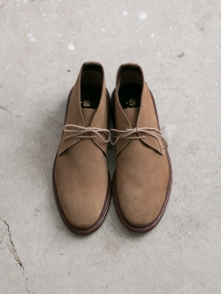Alden | UNLINED CHUKKA BOOT 【1494】 アンラインドスエードチャッカブーツの商品画像