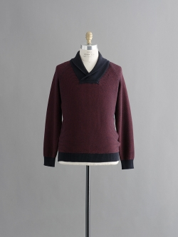 ATLANTIC Navy/Sorrel Red