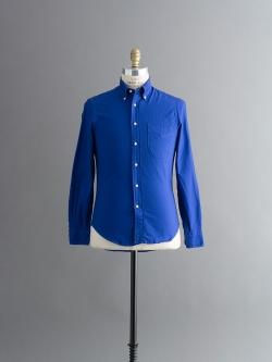 VINTAGE BUTTON-DOWN OXFORD SHIRT Royal Blue