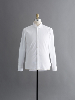OXFORD EMBROIDERY CLASSIC SHIRT White