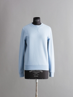 SUNSPEL | LONG SLEEVE SWEAT TOP English Blue クルーネックスウェットシャツの商品画像