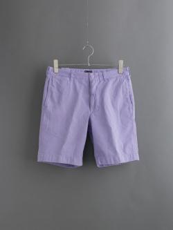 その他のBRAND | 9″ STANTON SHORT Hampton Purple 9インチコットンショートパンツの商品画像