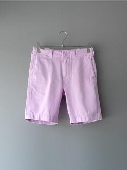 その他のBRAND | 9″ STANTON SHORT Smoky Lilac 9インチコットンショートパンツの商品画像