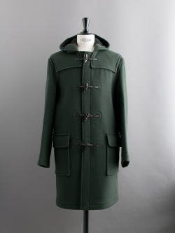 CLASSIC DUFFLE COAT 512CX Dark Green