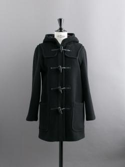 GLOVERALL | MID LENGTH ORIGINAL DUFFLE COAT 435FC Black クラシックフィットダッフルコートの商品画像