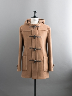 MID LENGTH DUFFLE COAT 3251DC Tan