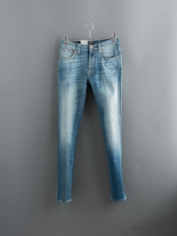 NUDIE JEANS | LEAN DEAN Shelter Worn スキニージーンズ リーンディーンの商品画像