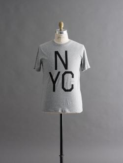 その他のBRAND | Saturdays NYC / SLAB NYC T-SHIRTS Ash Heather 半袖プリントTシャツの商品画像