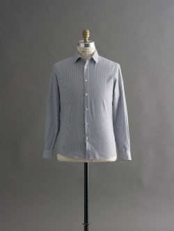 SUNSPEL | COTTON BENGAL STRIPE SHIRT Navy/White コットンベンガルストライプシャツの商品画像
