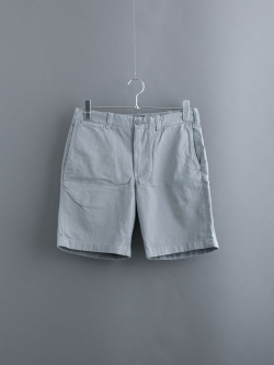 J.CREW | 9″ STANTON SHORT Faded Grey 9インチコットンショートパンツの商品画像