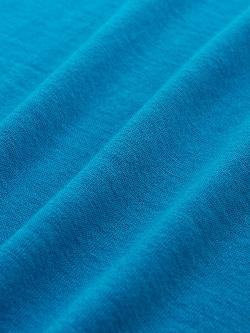 JOHN SMEDLEY | A3833 Day Blue ウールVネックカーディガンの商品画像