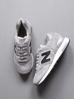 NEW BALANCE | M1400G Raw Steel 【MADE IN USA】の商品画像