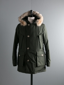 WOOLRICH | ARCTIC PARKA DF Rosin Green ニューアークティックパーカーの商品画像