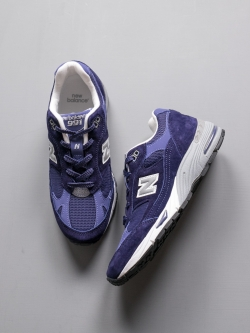 NEW BALANCE | W991DB Purple 【MADE IN ENGLAND】の商品画像