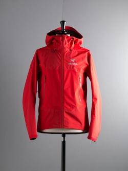 ARC'TERYX | BETA SL HYBRID JACKET Cardinal ベータSLハイブリッドジャケットの商品画像