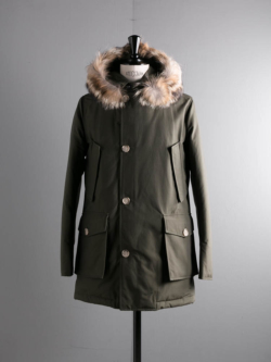 ARCTIC PARKA DF Dark Green
