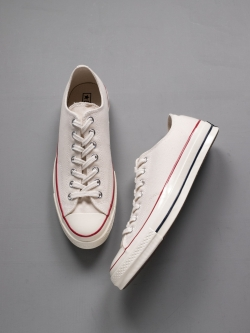 【希少旧モデル】CHUCK TAYLOR ALL STAR '70 LOW TOP Parchment