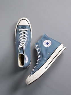 CONVERSE | CHUCK TAYLOR ALL STAR '70 HIGH TOP Blue CTAS 70 HI チャックテーラー ハイカットの商品画像