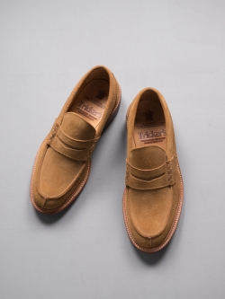 EVA SUEDE LOAFER Marraca