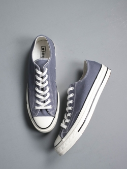 CHUCK TAYLOR ALL STAR '70 LOW TOP Light Carbon