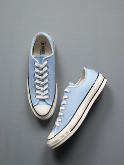 CONVERSE | CHUCK TAYLOR ALL STAR '70 LOW TOP Blue Chill CTAS 70 OX チャックテーラー ローカット