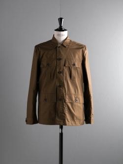 Tapia LOS ANGELES | FIELD JACKET Khaki タイプライターフィールドジャケットの商品画像