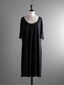 COMFORT7 DRESS Solid Black