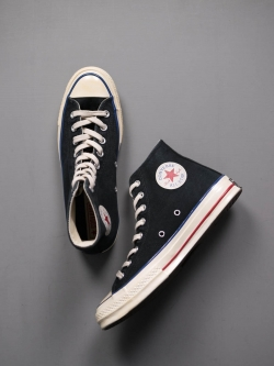 CONVERSE | CHUCK TAYLOR '70 VINTAGE CANVAS HIGH TOP '36 Black CTAS 70 HI チャックテーラー ハイカット
