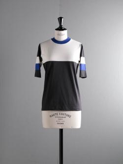 MAISON KITSUNE | COLORBLOCK TEE SHIRT Anec 五分袖Tシャツの商品画像