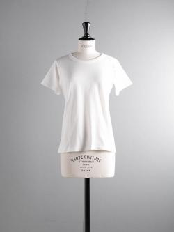 FilMelange | DIZZ GL White 半袖クルーネックTシャツの商品画像
