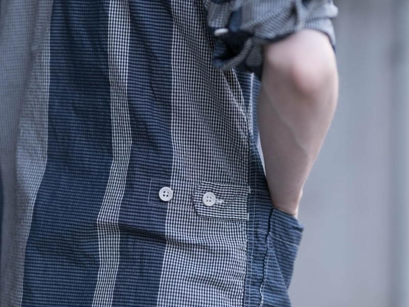 Engineered Garmentsのロイタージャケットのアジャスター