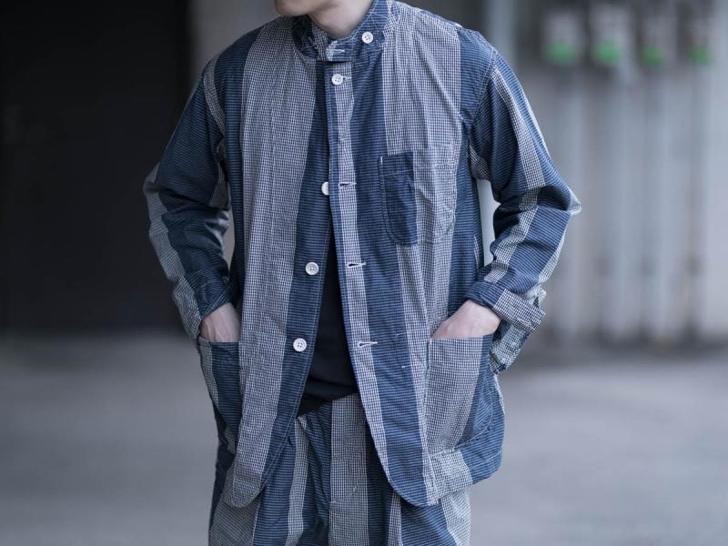 Engineered Garmentsのロイタージャケットの正面