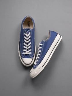 CONVERSE | CHUCK TAYLOR ALL STAR '70 LOW TOP True Navy CTAS 70 OX チャックテーラー ローカットの商品画像