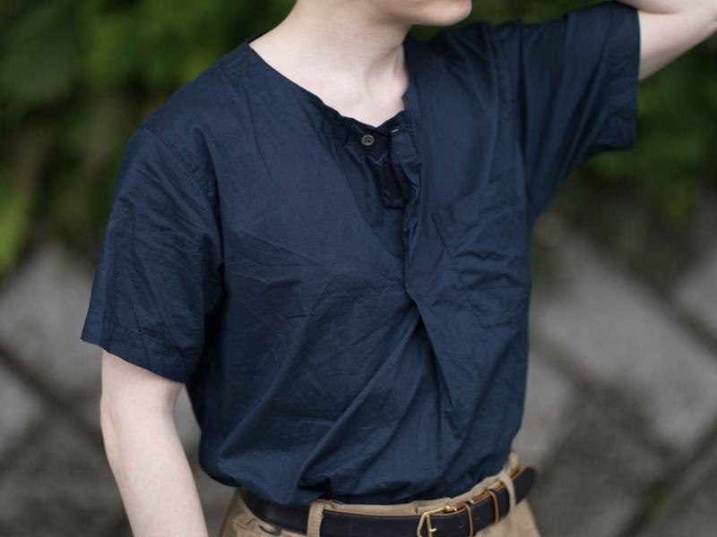 エンジニアドガーメンツのMed Shirtは通販可能