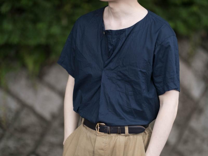 エンジニアドガーメンツのメドシャツの正面画像